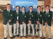 South African Junior Angling Team 2016